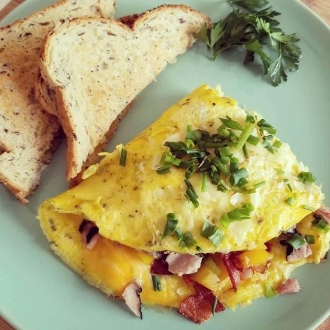 pig omelette